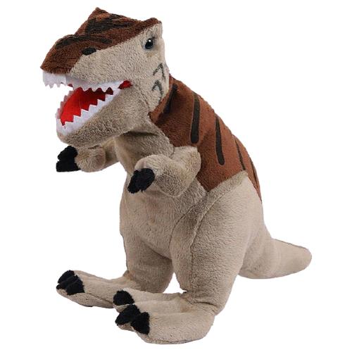 Мягкая игрушка ABtoys Dino World Динозавр Тирекс, 36 см ABtoys   фото