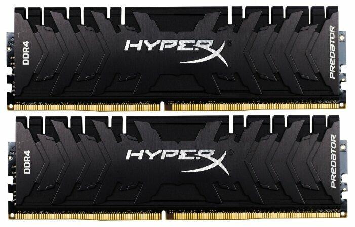 Оперативная память 8 ГБ 2 шт. HyperX HX430C15PB3K2/16 — купить по выгодной цене на Яндекс.Маркете