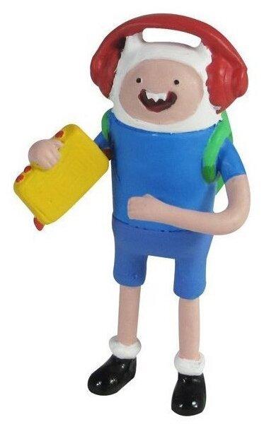 Jazwares Adventure Time Финн с плеером 14298