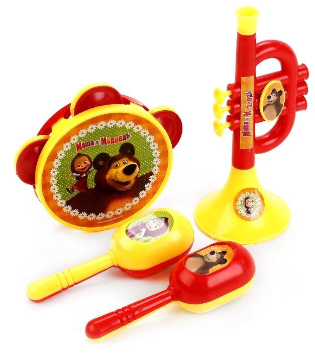Играем вместе набор инструментов Маша И Медведь B146715-R