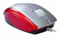 Мышь A4Tech OP-20 Red USB+PS/2