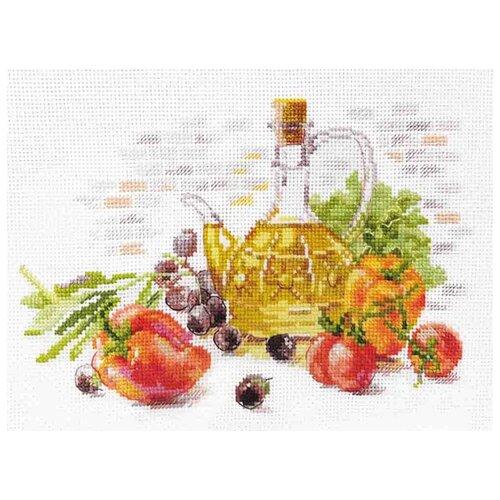 Купить Алиса Набор для вышивания Оливковый натюрморт 19 х 13 см (5-20), Наборы для вышивания