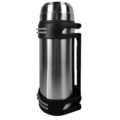 Термос Campinger (8060-B-047) 1.5 л, серебристый