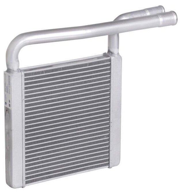 Радиатор отопителя Luzar LRh 0190b