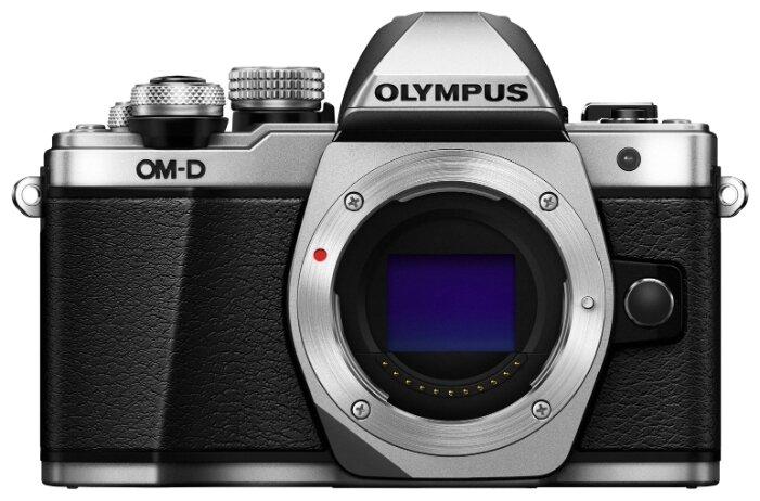 Фотоаппарат Olympus OM-D E-M10 Mark III Body серебристый фото 1