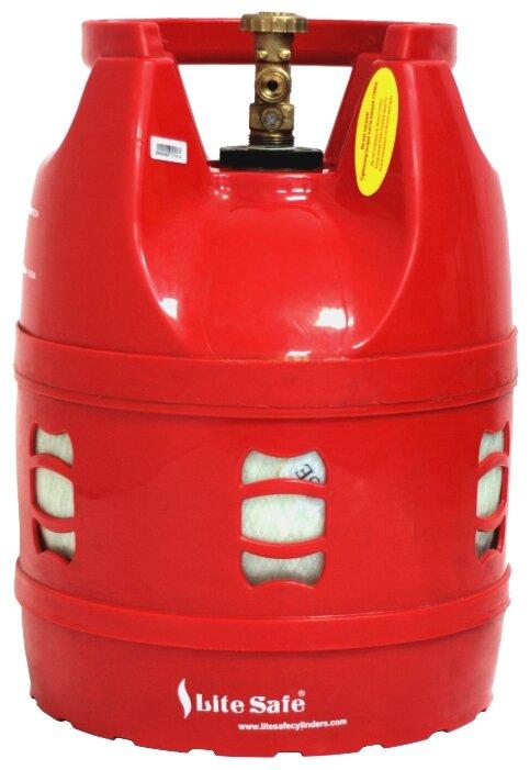 Газовый баллон LiteSafe LS 14L композитный 14 л