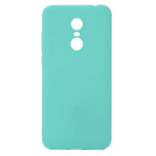Чехол Gosso 187851W для Xiaomi Redmi 5 Plus бирюзовый