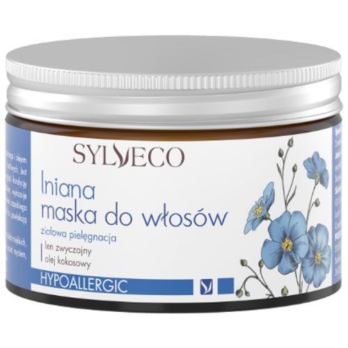 SYLVECO Льняная маска для волос, 150 гМаски и сыворотки<br>