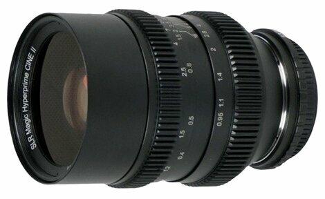 Объектив SLR Magic 35mm T0.95 Hyperprime II Sony E