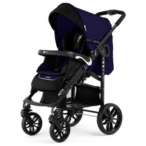 Купить Прогулочная коляска Zooper Z9 Lux Plus sapphire, цвет шасси: черный, Коляски