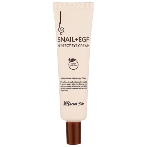 Secret Skin Крем для глаз с экстрактом улитки Snail Perfect Eye Cream 30 г snail secret
