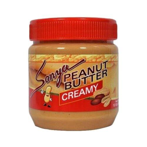 цена Sonya Паста арахисовая Creamy 510 г онлайн в 2017 году