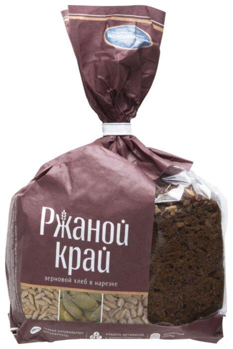 Хлеб Коломенское Ржаной край зерновой, 300 г