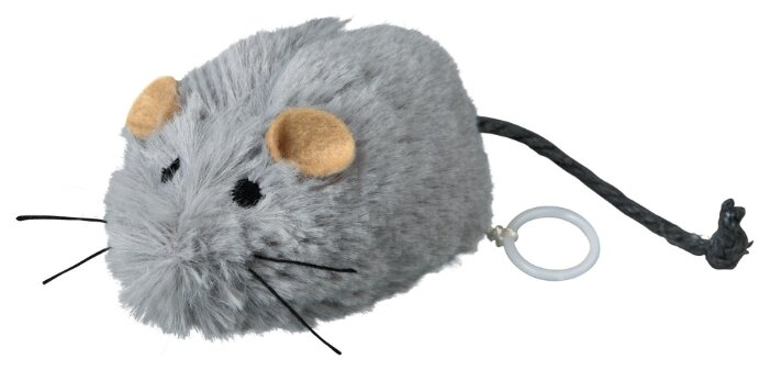 Мышь для кошек TRIXIE Wind Up Wriggle Mouse (4083)