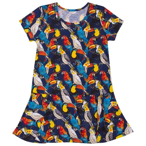 Платье ALENA размер 116-122, синий