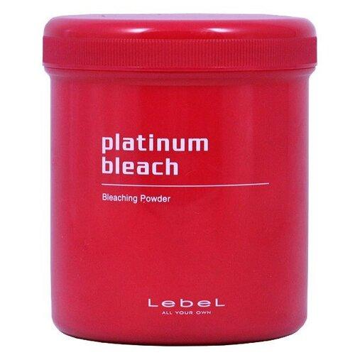 Lebel Cosmetics Platinum Bleach Осветляющий порошок, 350 г