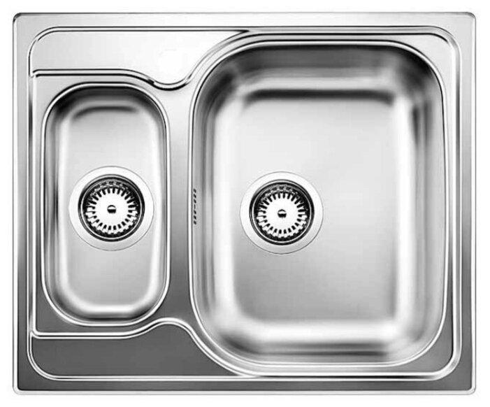 Врезная кухонная мойка Blanco Tipo 6 60.5х50см