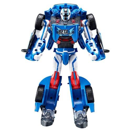 Купить Трансформер YOUNG TOYS Tobot Athlon Beta 301053 синий, Роботы и трансформеры
