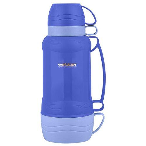 Классический термос Webber 42001, 1.8 л синий