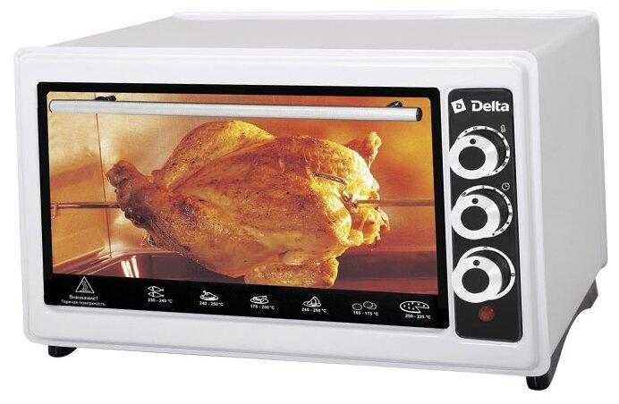 Мини-печь DELTA D-024 — купить по выгодной цене на Яндекс.Маркете