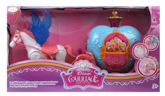 Наша игрушка Карета с лошадкой (642522)