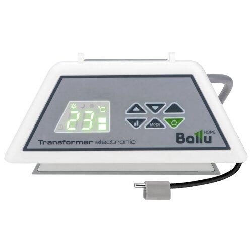 Блок управления Ballu BCT/EVU-E для обогревателя Ballu серый светлый конвектор ballu модуль отопительный bec evu 2000 блок управления bct evu m белый