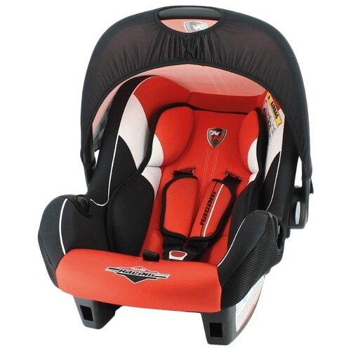Купить Автокресло-переноска группа 0+ (до 13 кг) Nania Beone Racing, red, Автокресла