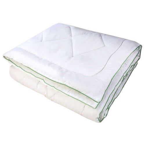 Одеяло Василиса Бамбук Делюкс, всесезонное, 172 х 205 см (белый) одеяло relax wool всесезонное цвет светло бежевый 140 х 205 см