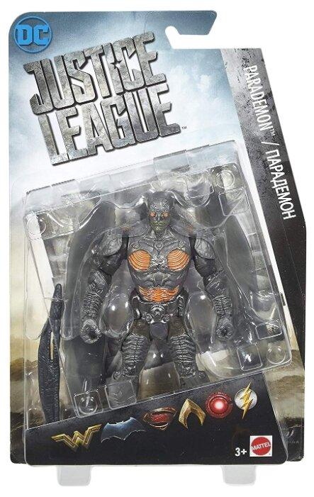 Игровой набор Mattel Justice League Парадемон FGG72