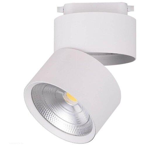 Трековый светильник-спот Feron AL107 32477 трековый светодиодный светильник feron al100 32511