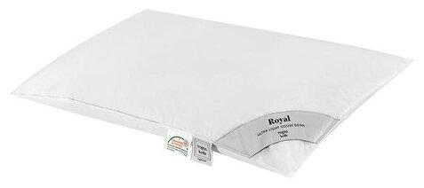 Пуховая Детская подушка Роял Пух белого гуся в батисте 40х60 Togas