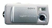 Фотоаппарат Sony Cyber-shot DSC-U10