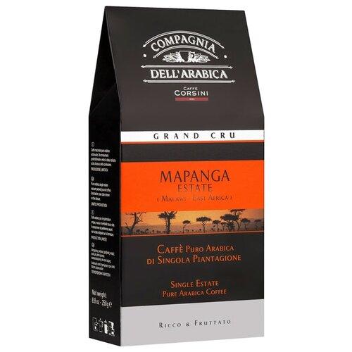 Фото - Кофе молотый Compagnia Dell` Arabica Grand Cru Mapanga Estate, 250 г кофе молотый compagnia dell arabica brasil santos 125 г