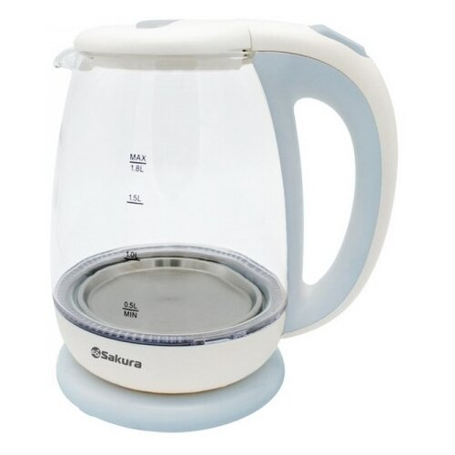 Чайник Sakura SA-2723 белый
