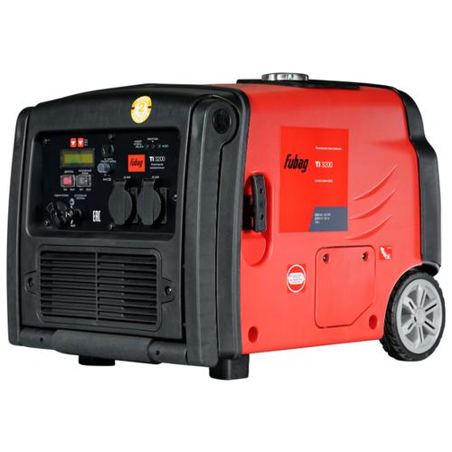 Бензиновый генератор Fubag TI 3200 (2800 Вт) fubag ti 1000