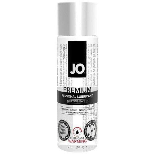 Гель-смазка JO Premium Lubricant Warming 60 мл флакон