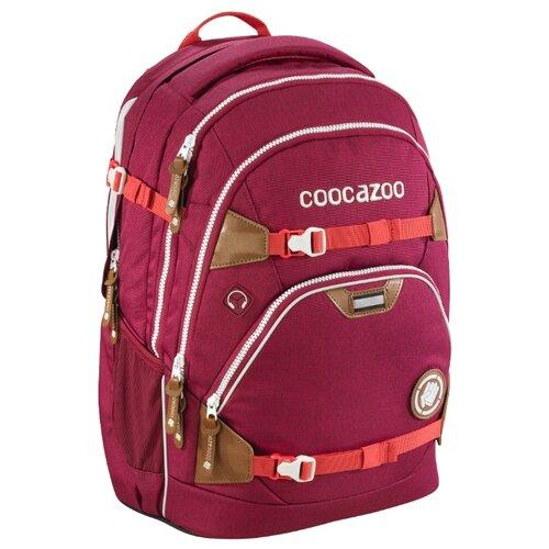 Coocazoo Рюкзак ScaleRale Mixed Melange Bold Berry (00183657), бордовый