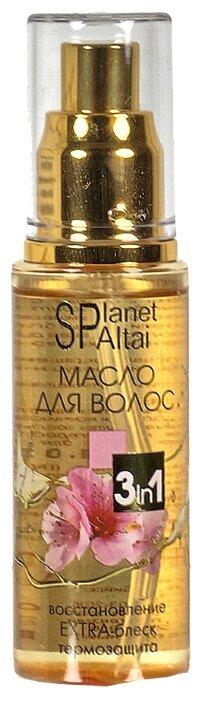 Planet Spa Altai Масло для волос 3 в 1
