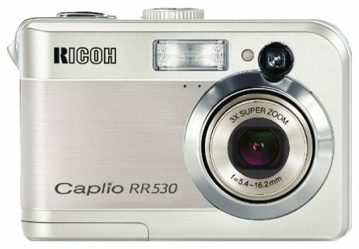 Фотоаппарат Ricoh Caplio RR530