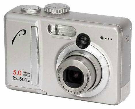 Фотоаппарат Rovershot RS-501Z