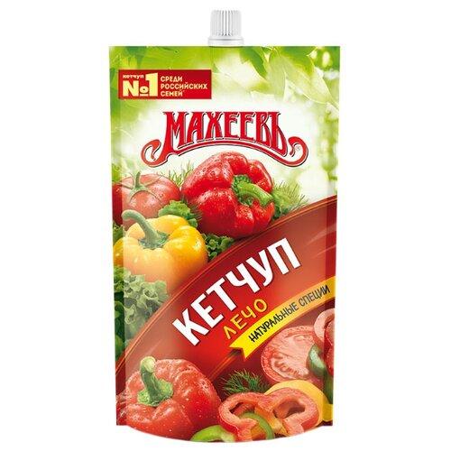 Кетчуп Махеевъ Лечо с кусочками овощей 300 г фото