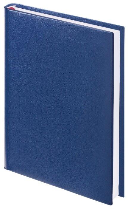 Ежедневник BRAUBERG Select 123430 недатированный, искусственная кожа, А5, 160 листов