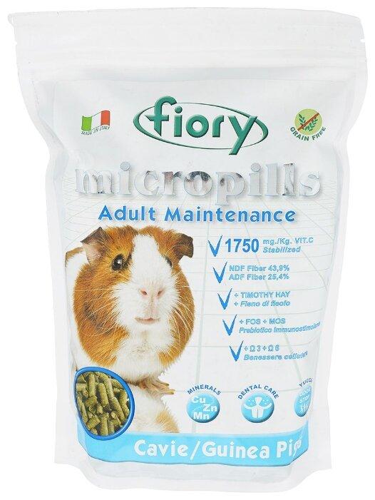 Корм для морских свинок Fiory Micropills Adult