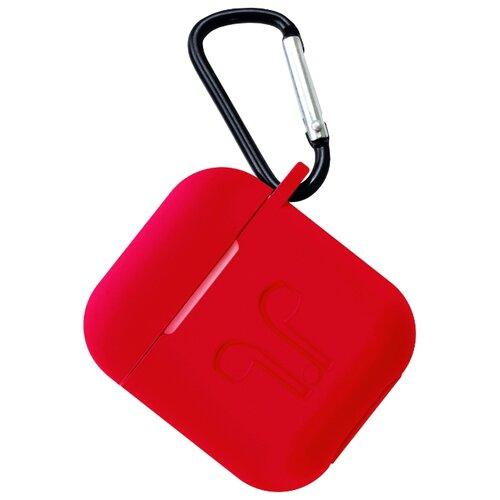 Чехол Gurdini Soft Touch красный