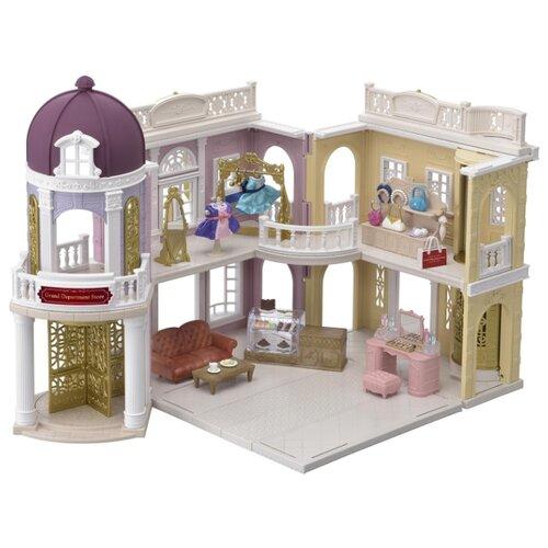 Купить Игровой набор Sylvanian Families Галерея Гранд Таун 6022, Игровые наборы и фигурки