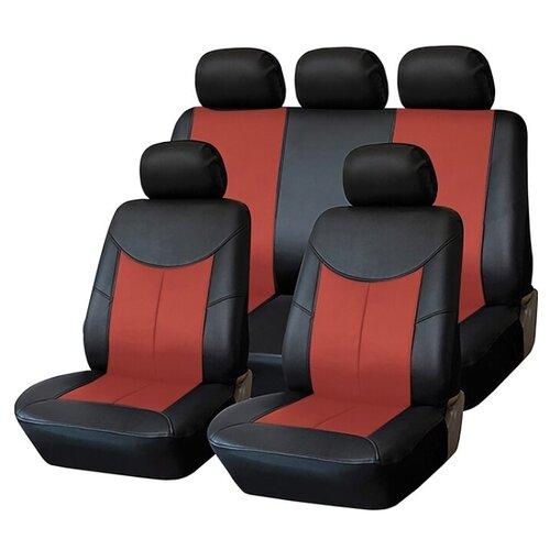 Чехлы универсальные на автомобильные сиденья,комплект