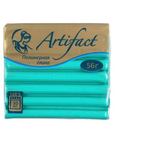 Полимерная глина Artifact Classic пастельная зеленая (153), 56 г