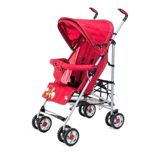 Купить Прогулочная коляска Liko Baby BT-109 City Style красный, Коляски