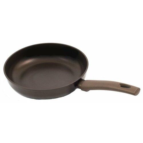 Сковорода TimA Су-шеф 2613П 26 см, коричневый