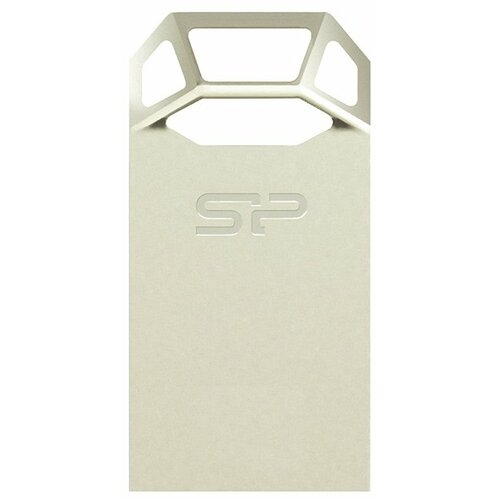 Фото - Флешка Silicon Power Touch T50 64GB, серебристый флешка usb 64gb silicon power firma f80 sp064gbuf2f80v1s серебристый